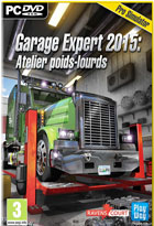 Garage Expert 2015 - Atelier poids-lourds