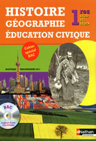 Histoire-G�ographie �ducation Civique - 1res STI2D-STL-STD2A - �dition 2011