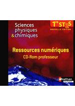 Sciences physiques & chimiques - 1re ST2S - Édition 2012