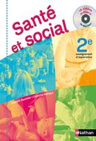 Santé et social 2e - Édition 2011