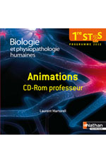 Biologie et physiopathologie humaines - 1re ST2S - Édition 2012