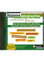 Ressources Histoire-Géographie - 2e Bac Pro 3 ans