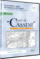 Carte de Cassini - Edition 2015