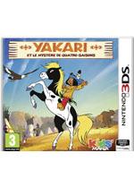 Yakari et le myst�re de Quatre-Saisons - 3DS