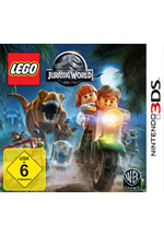 LEGO Jurassic World - 3DS