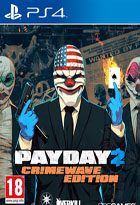 Payday 2 - Crimewave Edition - PS4