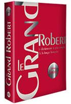 Grand Robert (Le) - Coffret numérique - Edition limitée