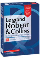 jaquette CD-rom Grand Robert & Collins (Le)