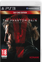 Metal Gear Solid V : The Phantom Pain - Édition Day One - PS3