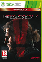 Metal Gear Solid V : The Phantom Pain - Édition Day One - XBox 360