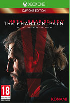 Metal Gear Solid V : The Phantom Pain - Édition Day One - XBox One