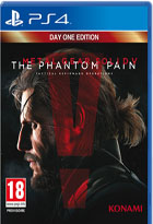 Metal Gear Solid V : The Phantom Pain - Édition Day One - PS4