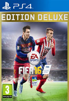 Fifa 16 - Edition deluxe - PS4
