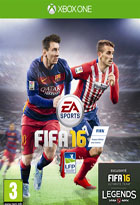Fifa 16 - Edition deluxe - XBox One
