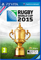 Rugby - World Cup 2015 - PS Vita