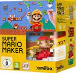 Super Mario Maker + amiibo Super Mario Bros. - Wii U
