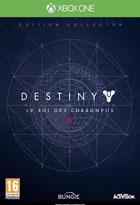 Destiny - Le roi des Corrompus - �dition l�gendaire - Collector - XBox One