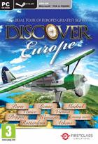 Discover Europe - FX steam - Edition (Addon flight simulator)