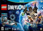 Lego - Dimensions - Start pack - Wii U