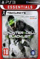 Splinter Cell BlackList - Essentials - PS3