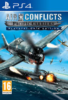Air Conflicts - Pacific Carriers - PS4