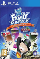 Hasbro family fun pack - Compilation - PS4