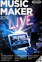 Music maker 16 - Live