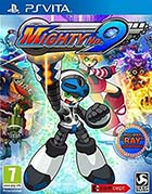 jaquette CD-rom Mighty No. 9 - Vita