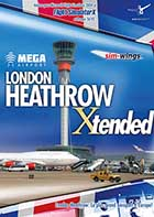 Mega airport London heathrow xtended add-on FSX/Prepar3D V2
