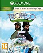 jaquette CD-rom Tropico 5 - Penultimate édition - XBox One
