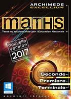 Archimède excellium - Maths 2017