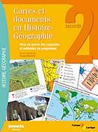 Cartes et documents en Histoire-Géographie 2e