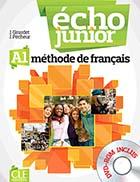 Écho Junior A1 - Livre