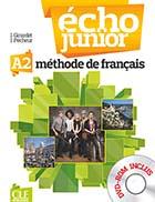 Écho Junior A2 - Livre