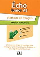 Écho Junior A2 - Version numérique