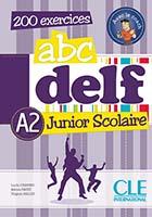 ABC DELF Junior scolaire A2 + Livre