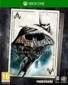 Batman -<br>Return to...