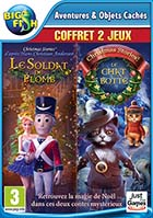Christmas stories double pack 3+4 : Le soldat de plomb d'après HC Andersen + Le chat botté