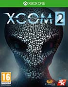 jaquette CD-rom Xcom 2 - XBox One