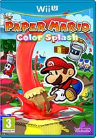 Paper Mario - Color splash - Wii U