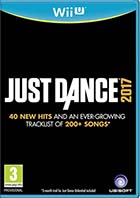 jaquette CD-rom Just Dance 2017 - Wii U