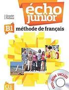 Écho Junior B1 - Livre