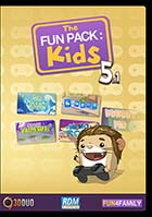 jaquette CD-rom The Fun Pack - Kids