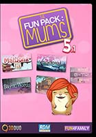jaquette CD-rom The Fun Pack - Mums