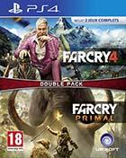 Far Cry 4 + Far Cry Primal - PS4