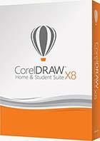 CorelDRAW Home & Student Suite X8