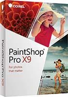 Paint shop pro X9