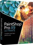 Paint shop pro X9 Ultimate