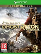 Tom Clancy's - Ghost recon - Wildlands - Édition gold - XBox One