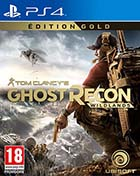 Tom Clancy's - Ghost recon - Wildlands - Édition gold - PS4